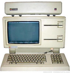 1980s Apple Lisa