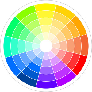 Work With a Color Wheel